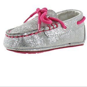 Cole Haan Grant Driver silver driving moccasins
